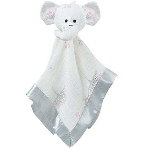 aden + anais Classic Musy Mate Lovey - For the birds (Elephant)