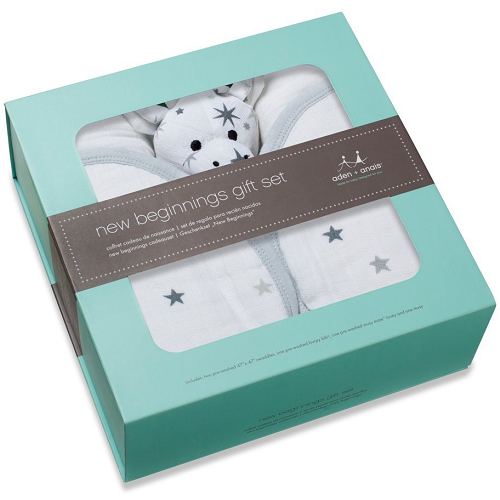 aden + anais New Beginnings Gift Set (Twinkle)