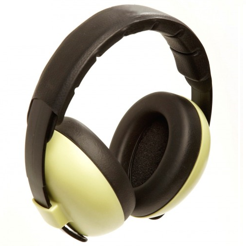 Banz Baby Ear Defenders - Green
