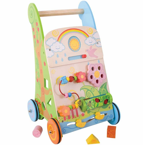 Bigjigs Activity Walker (Flower)