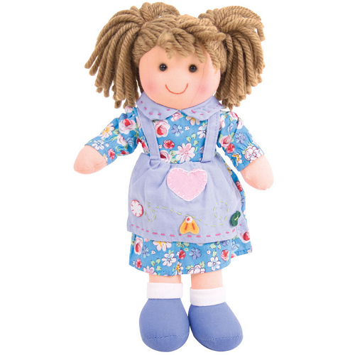 Bigjigs Doll - 28cm (Grace)