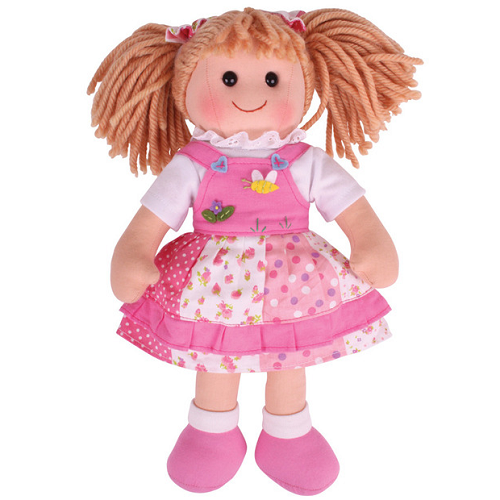 Bigjigs Doll - 34cm (Hayley)