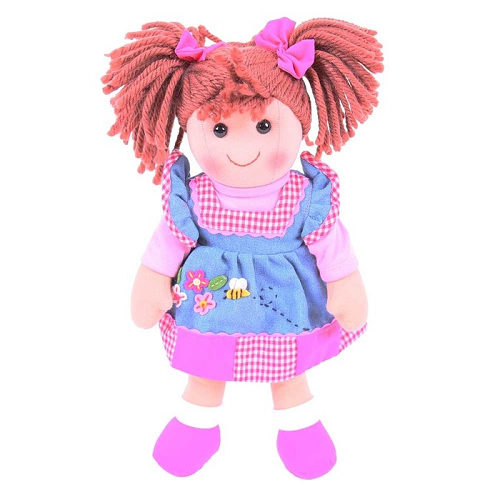 Bigjigs Doll - 34cm (Melody)