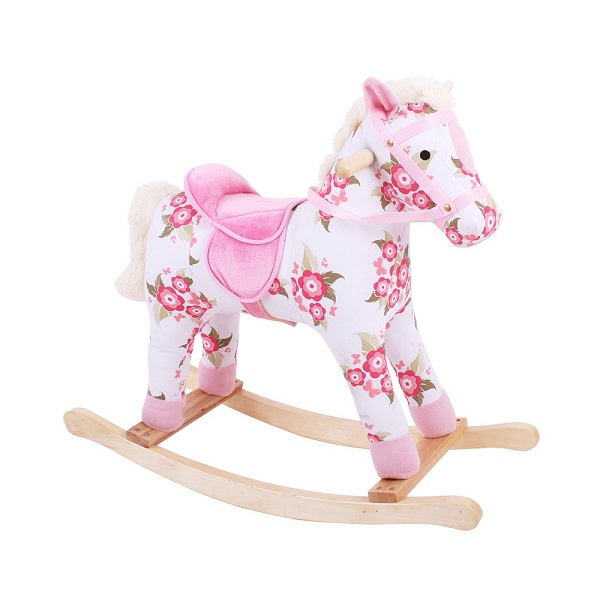 Rocking horse for a child with his own hands