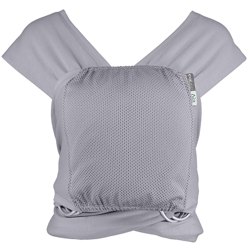 Close Caboo Lite Multi position Baby Carrier (Greystone)
