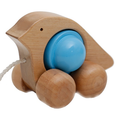 Discoveroo Rattle 'n' Roll Dove (Blue)