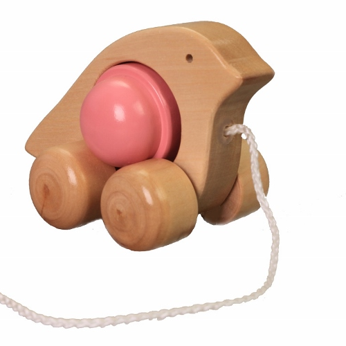 Discoveroo Rattle 'n' Roll Dove (Pink)
