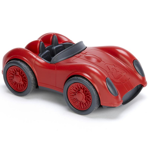 Green Toys Racing Car (Red)