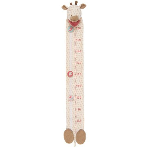 Nattou Growth Chart - Charlotte and Rose
