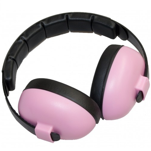 Banz Baby Ear Defenders - Pink